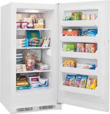 Ge Upright Freezer Manual Frigidaire Fffu17m1qw 1735 Cu Ft Freestanding Upright Freezer