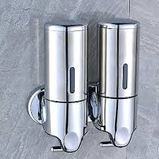 Commercial Bathroom Soap Dispenser Delectable Wall Mounted Bathroom Soap Dispenser Benedictkiely