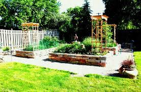 beautiful backyard vegetable gardens modern patio outdoor gardenea designs home design and decorating pics for small