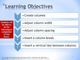 Lesson 8 Part 1 Word Lesson 8 Presentation Prepared By Michele Smith