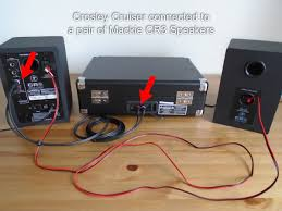 crosley cr66 wire diagram 25 wiring diagram images wiring crosley cruiser and mackie cr3 powered speakers don t buy until you the crosley