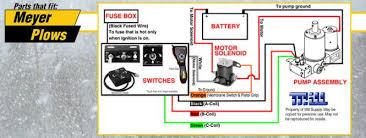 meyers plow wiring diagram wiring diagram boss snow plow wiring schematic diagrams