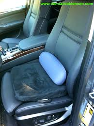 lumbar support for car carrier meaning