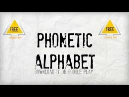 It's also used by the military and police, by phone technicians, businesspeople and everyone in between. Nato Phonetic Alphabet Apps On Google Play