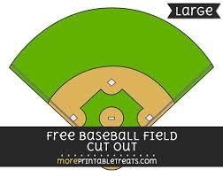 Baseball Field Template Printable Pin On Printables Templates