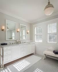 carrara tile bathroom. San Francisco White Carrara Tile With Transitional Wall Mirrors Bathroom And Window Trim I