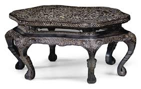 Black laquer furniture Chinese Small Korean Motherofpearl And Wireinlaid Black Lacquer Table Lowes Small Korean Motherofpearl And Wireinlaid Black Lacquer Table