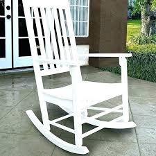 wood porch rockers outdoor rocking chair cushions cushion chairs front designs
