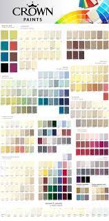 Permoglaze Paint Colour Chart