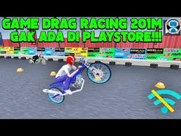 a 30mb game drag racing android