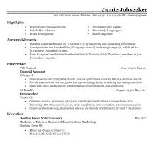 Undergraduate Student Resume Sample Awesome Sample Resumes