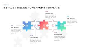 Timeline Photo Template 5 Stage Timeline Template For Powerpoint And Keynote
