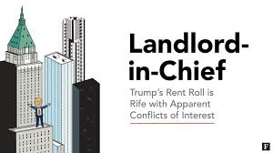 Rent Roll Form Enchanting Trump's Biggest Potential Conflict Of Interest Is Hiding In Plain Sight
