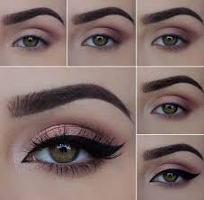 how to apply eyeliner a step by step tutorial makeup insram and eye