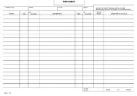 driver trip sheet template mileage spreadsheet free or scentsy order form brettkahr com