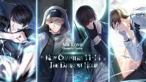 The Darkest Hour] PV of New Chapters 11-14 in Mr Love: Queen's Choice -  YouTube