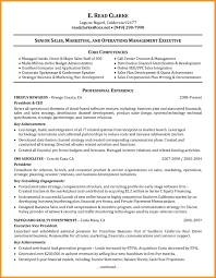 Competency Based Resume Sample Stunning Competency Based Resume Template Gallery Example Resume 1
