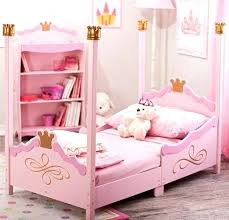 Princess Canopy Beds For Girls Toddler Bed With Canopy Incredible ...