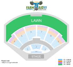 Keybank Seating Chart With Seat Numbers Keybank Pavilion Seating Chart With Seat Numbers Www