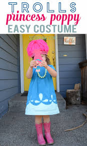 Poppy Troll Dress Pattern Simple Inspiration Ideas