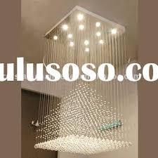 stylish modern hanging chandelier elegant crystal hanging chandelier square contemporary crystal