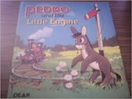 PEDRO AND THE LITTLE ENGINE: Amazon.co.uk: ROLAND DAVIES: Books