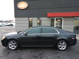 Used 2008 Chevrolet Malibu LT w/1LT in Lansing
