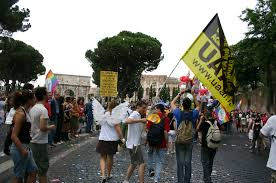 Foro gay pride roma 2007