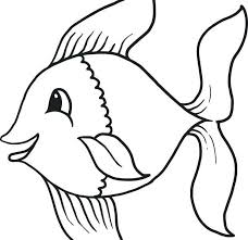 fish drawing for colouring. Beautiful Drawing Fish To Color Fish Drawing For Colouring At Getdrawings Free Personal  Bear Coloring Pages On Drawing For Colouring