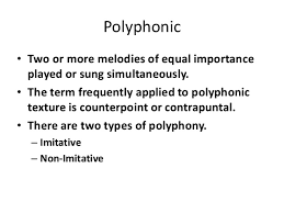 • one layer one melody. Powerpoint 2 J