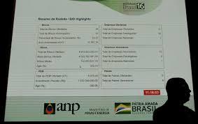 Brazil Raises 2 2 Billion In Oil Auction Total Petronas