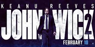 the poster posse fires off a few shots at lionsgate s john wick this weekend some folks will be heading to theaters enticed by a darker tale of love but when it comes to darkness i ll be watching john wick take on