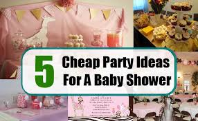 Baby Showers On A Budget Planning A Baby Shower On A Budget Under Fontanacountryinn Com