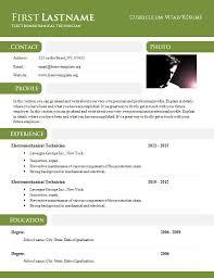 Curriculum Vitae Resume Superb Resume Document Template Free