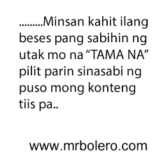 Tagalog Quotes Inspiration Best Patama Quotes Tagalog Love Quotes