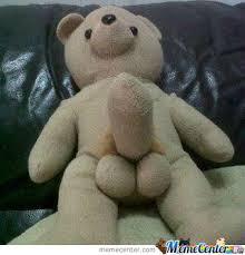 Teddy Bear by zombiepedobear - Meme Center via Relatably.com