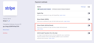Ach Payment Process Flow Chart Payment Methods Ach Payments Via Stripe Chargebee Docs