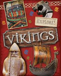 Vikings (Explore!): Amazon.co.uk: Bingham, Jane: Books