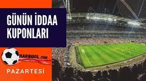 GÜNÜN İDDAA KUPONLARI - 17 AĞUSTOS PAZARTESİ - HARBİGOL - GOL MAKİNASI TV