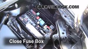 replace a fuse 2008 2015 scion xb 2010 scion xb 2 4l 4 cyl 6 replace cover secure the cover and test component