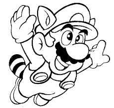 Small Picture New Super Mario Coloring Pages 35 On Picture Coloring Page with