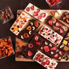 chocolate candy bars with nuts. Plain Nuts Fruit And Nut Chocolate Bars To Candy With Nuts