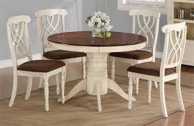 kitchen table sets round