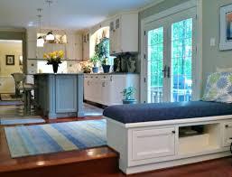 Kitchen Built In Bench Built In Kitchen Seating I Wanted A Built In Kitchen Bench With A