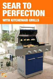 enchanting kitchen aid gas grills great for everyday meals or entertaining the 3 burner grill kitchenaid