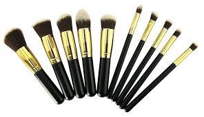 good brush sets premium synthetic kabuki makeup brush set good makeup brush sets top affordable