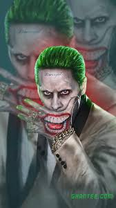 Joker Hd Phone Wallpapers posted by ...
