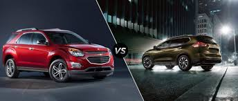 nissan rogue vs chevy equinox - 28 images - 2016 chevrolet equinox ...