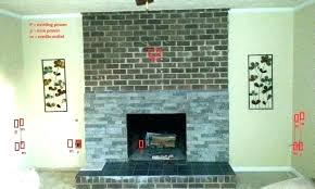 hide tv over fireplace how to hide wires behind above fireplace over brick wiring mount wire hide tv over fireplace
