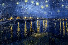 most famous paintings in the world starry night by vincent van gogh